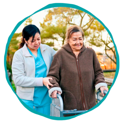 Empleadas domésticas para asistencia a los mayores y ancianos - Empleada en casa