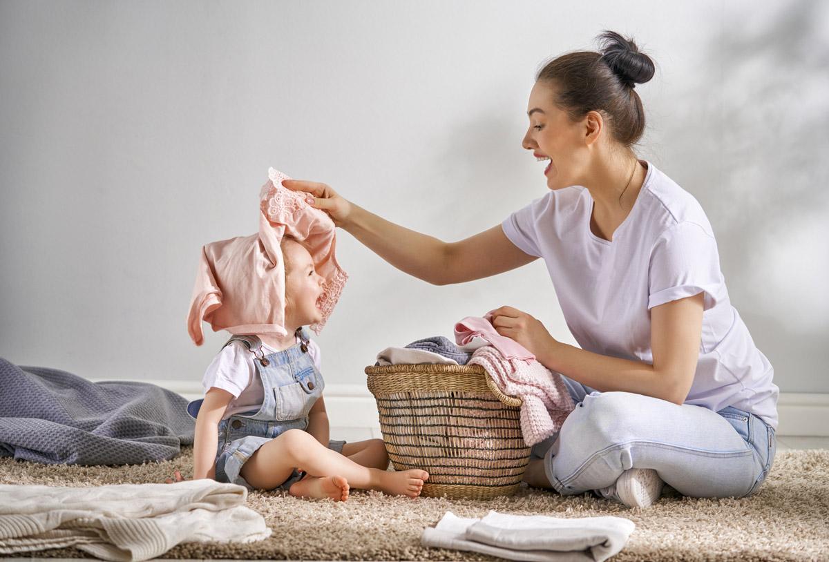 Agencia de servicio doméstico en Madrid - Cuidado de niños
