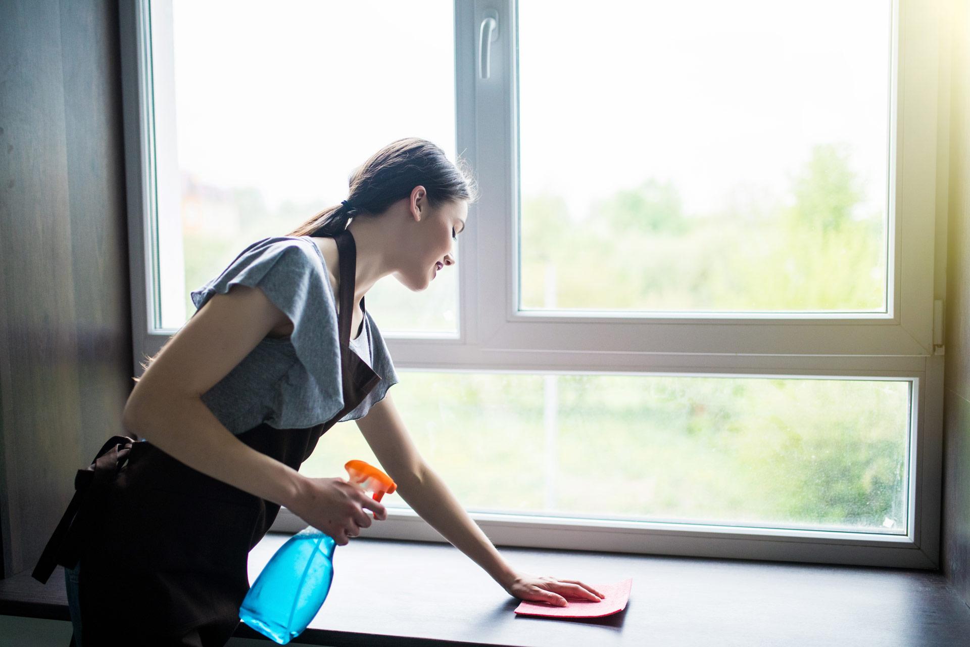 Empleadas del hogar internas y externas que limpian tu casa - Empleada en casa
